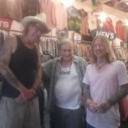 Dick Deluxe, Steve Macay & Jeff Guitar Nelson